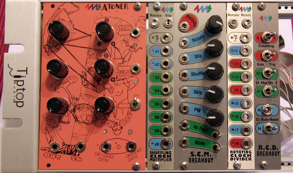 Tiptop Audio Eurorack
